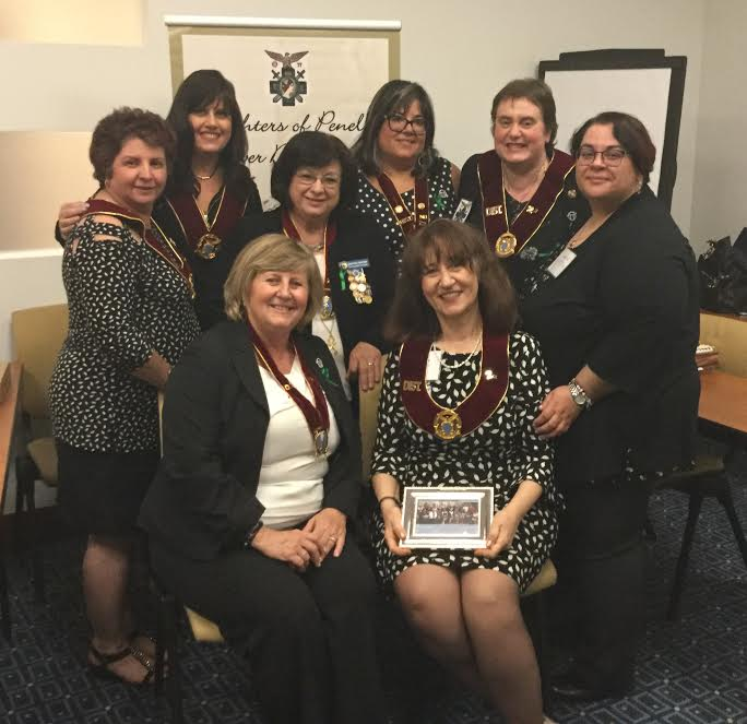 District 23 Lodge 2018-2019 (Outgoing)
