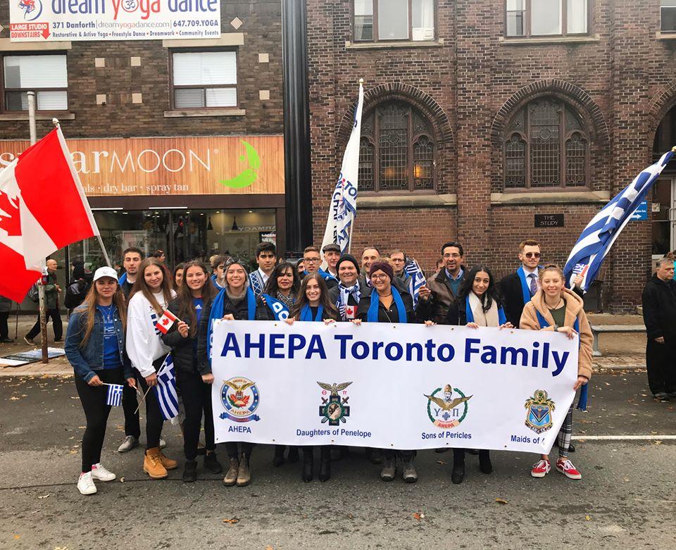 Toronto 2019 October 28