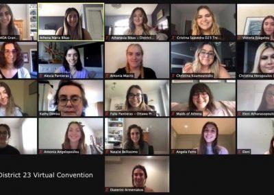 D23 MOA 2021 Convention